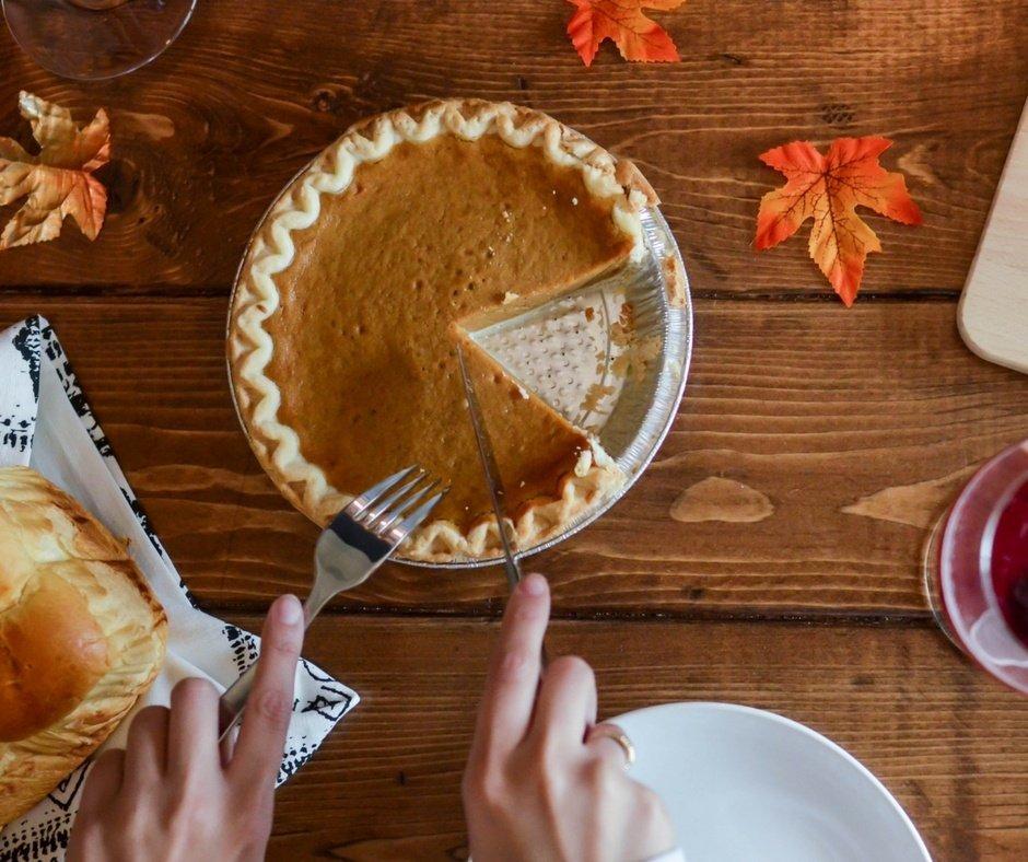 Thanksgiving Dinner Dessert