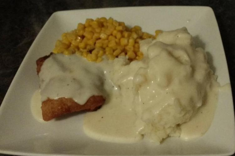 Country Fried Steak – A 7-Day Meal Plan Recipe