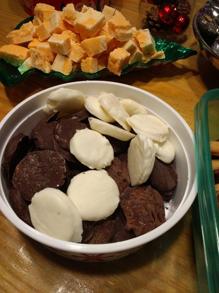 Christmas Cookies Peppermint Patties