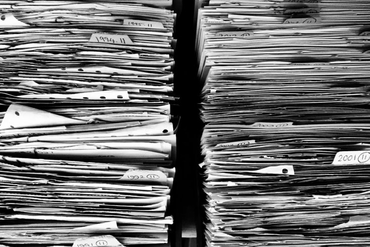 Beyond Paperless – A Guide to Organizing What Matters