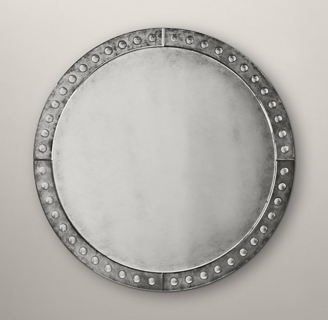 Restoration Hardware Mirror