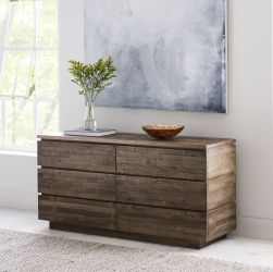 Spring Projects Reclaimed Wood Dresser