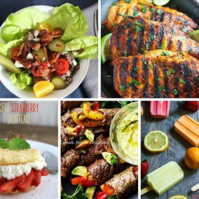 Summer Keto Recipes