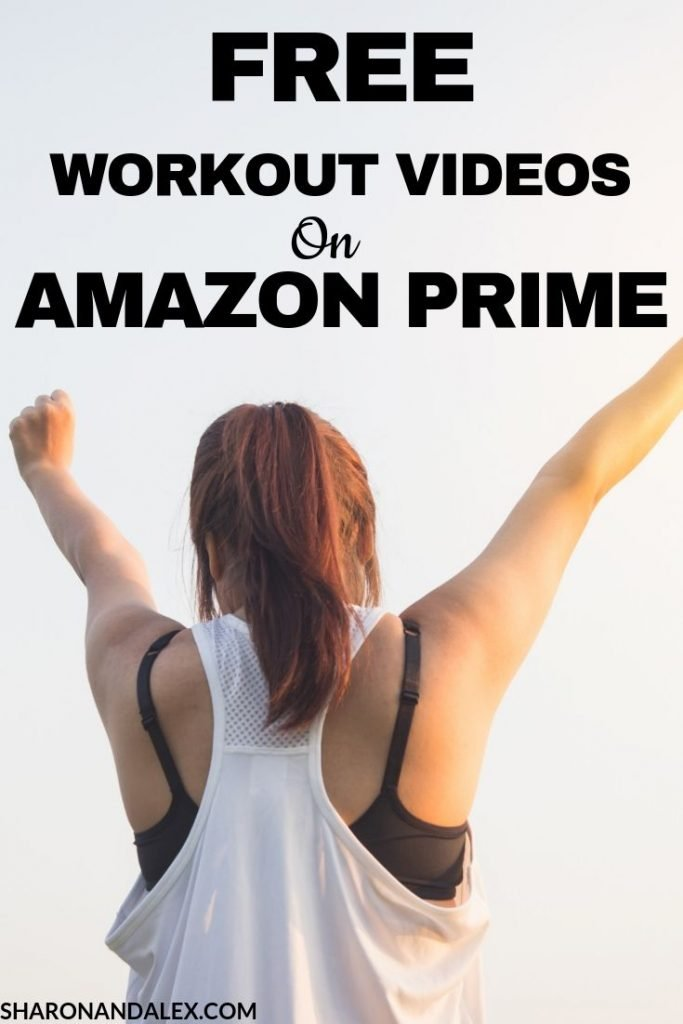 Here are 8 of the best workout videos available on Amazon Prime Video. These workouts are short, sweet, and best of all free!