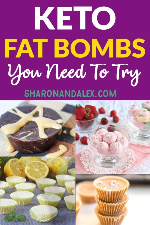 Keto fat bomb recipes you need to try if you're on the keto diet. Healthy fat promotes ketosis and fat burning. #keto #ketofatbombs #ketogenic #ketodiet #diettips