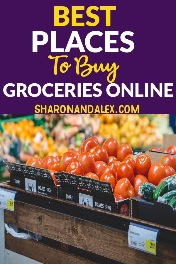 Best Online Grocery Shopping Sites Right Now - Sharon And Alex