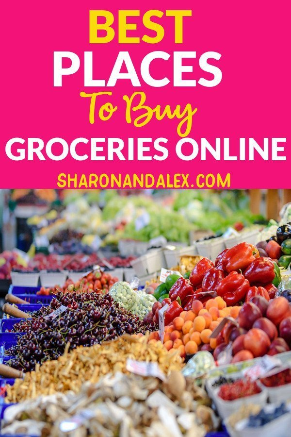 Don't have time to run to the grocery store? Check out the best sites to buy groceries online. Save time and money by buying groceries online!
