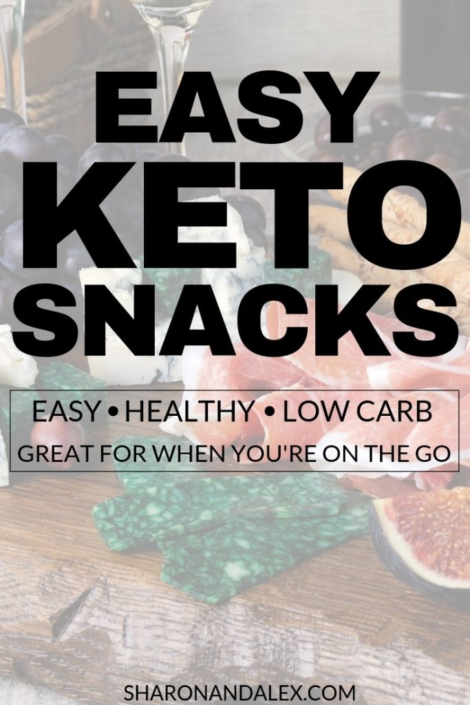 Eating the right kind of snacks is so important when you're on the keto diet. Here are some healthy keto friendly snacks you can eat and still lose weight.