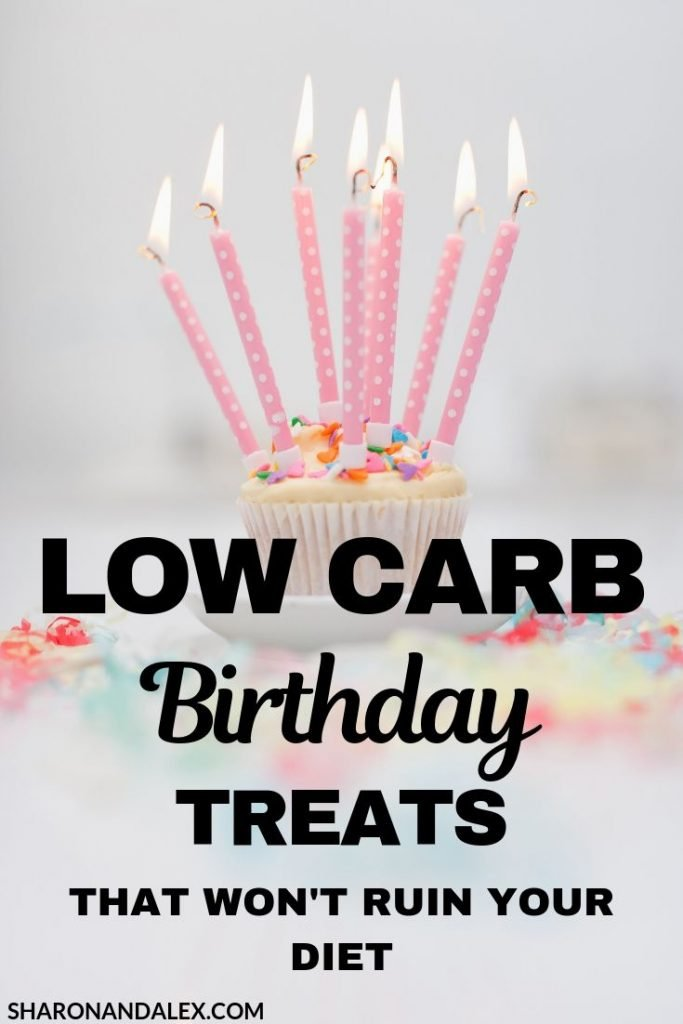 Everyone wants to celebrate their birthday with some treats. Check out these great ideas for low carb alternatives that will let you enjoy your birthday and still lose weight!
