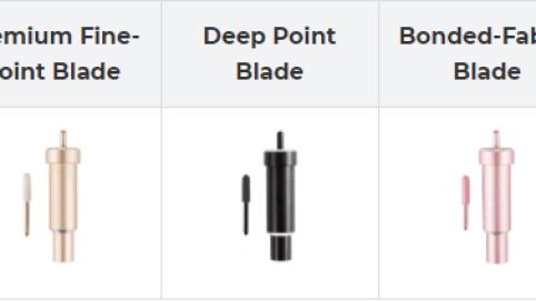 Cricut Maker Tools - Fine Point Blades
