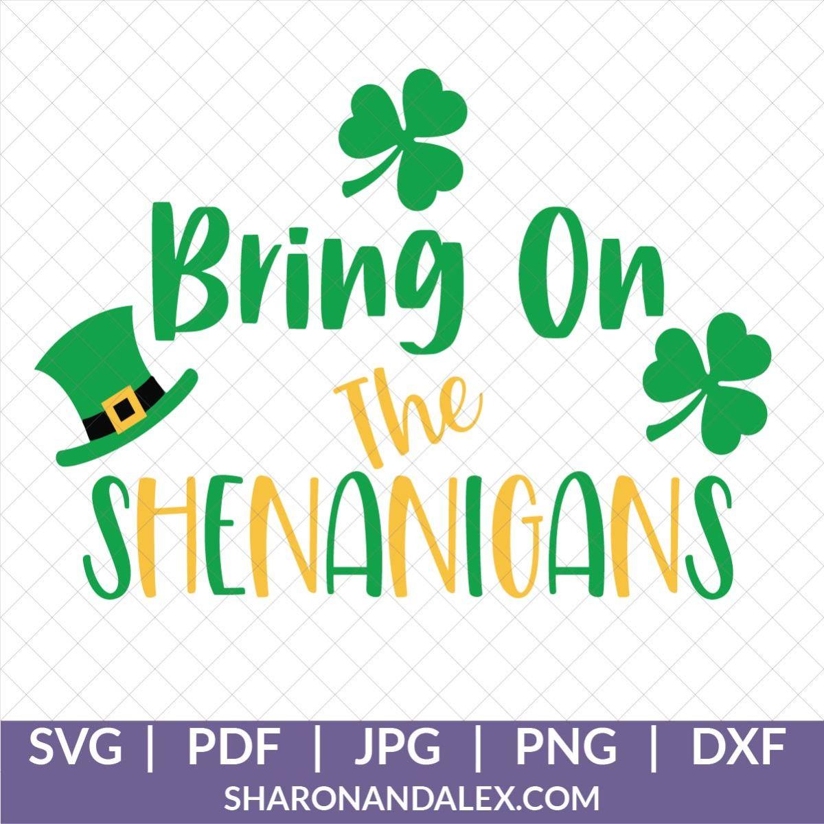 bring on the shenanigans