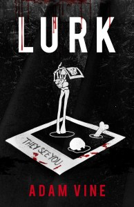 Lurk cover by Adam Vine