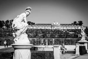 Berlin Sanssouci palace