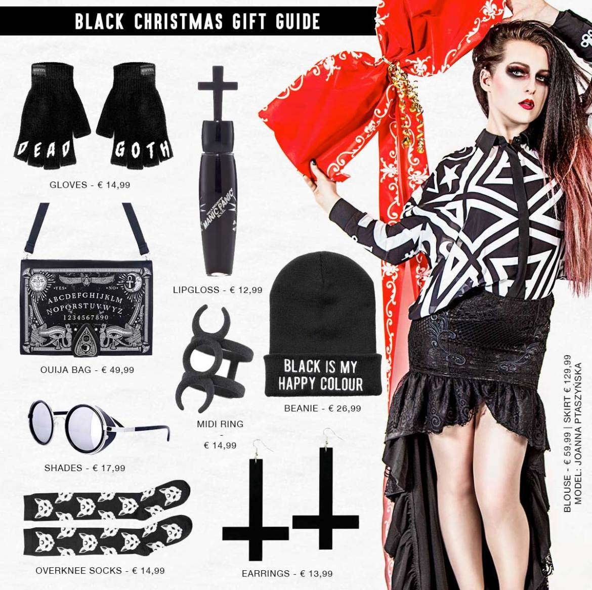 blackchristmas gift guide