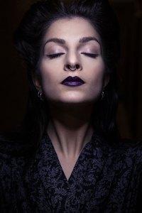 the sorceress - make up close