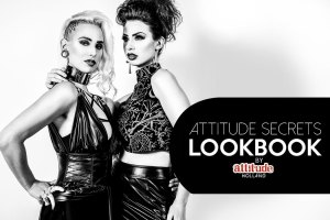 Attitude Secrets lookbook 1
