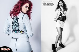 Attitude Secrets lookbook 8