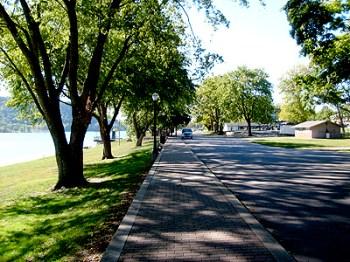 Madison River Road