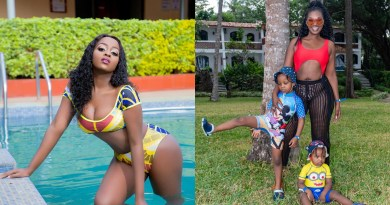 Kutesa! List Of Female Celebrities Who Have Flaunted Their Bikini Photos.