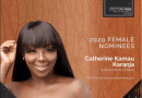 Kate Actress Scores Two Prestigious  Award Nominations