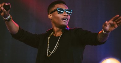 Wizkid Bags 2020 BET Soul Train Award For The Second Time.