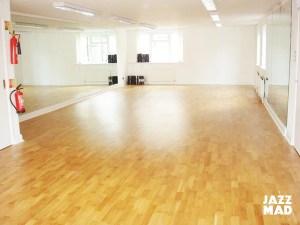 JazzMAD | Swing Dance Studio Camden Town | North London