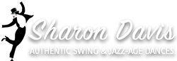 Sharon Davis | Authentic Swing & Jazz-Age Dances