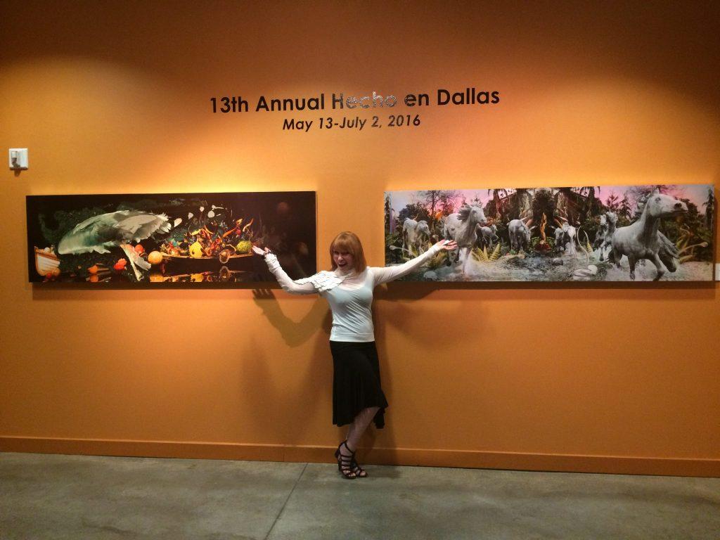Latino Cultural Center Art Exhibition