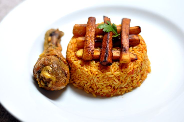 The Day I Will Never Forget, Episode 3: Revenge on a Plate of Party Jollof Rice