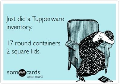 SOLVED: The Mystery of the Missing Tupperware Lids