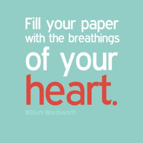 William Wordsworth Quote