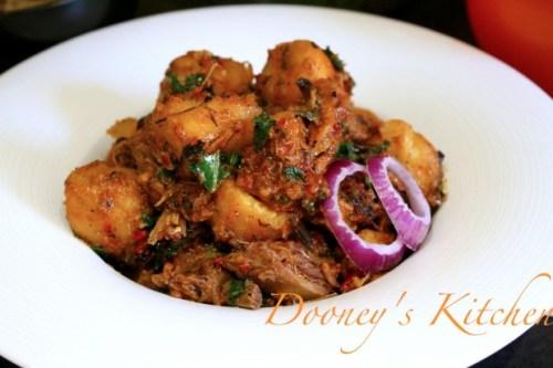 Nigerian Plantain Porridge - Not Plantain Chips