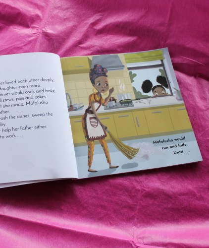 African Childrens Book - A Goat Called Curry - Black Kids Read