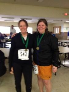 Cascade Half-Marathon - Post Race
