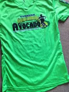 #43 Avocado Half