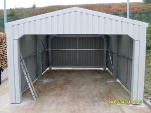 Car Port Steel Building