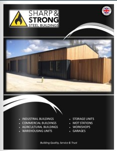 SHARP AND STRONG LTD BROCHURE