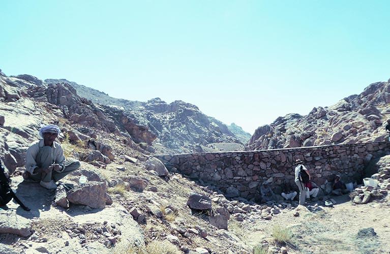 Sinai Dam