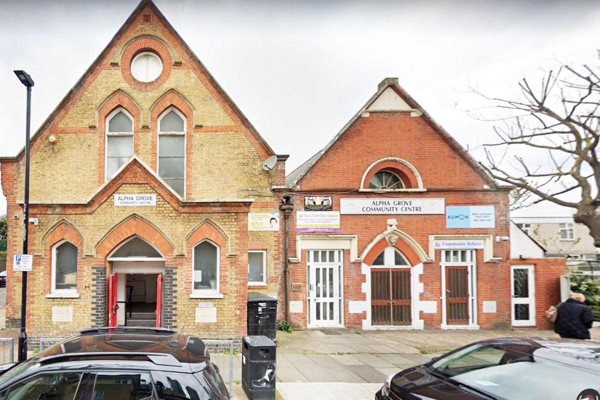 Pro Bono Architect, Alpha Grove Community Centre