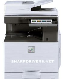 Sharp MX-C402SC Driver