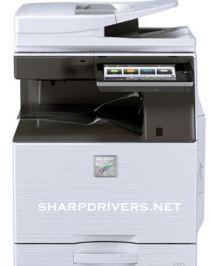 Sharp MX-3140N Driver