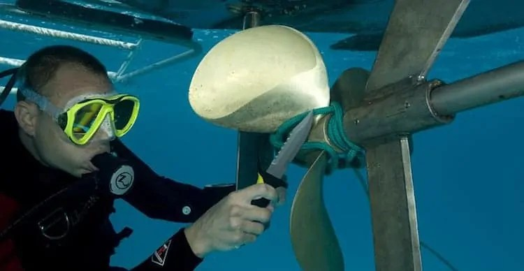 the best dive knife