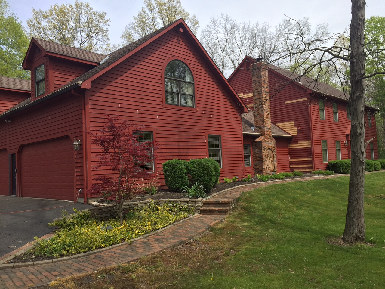 From Barn Red To Contemporary Grey Sharper Impressions