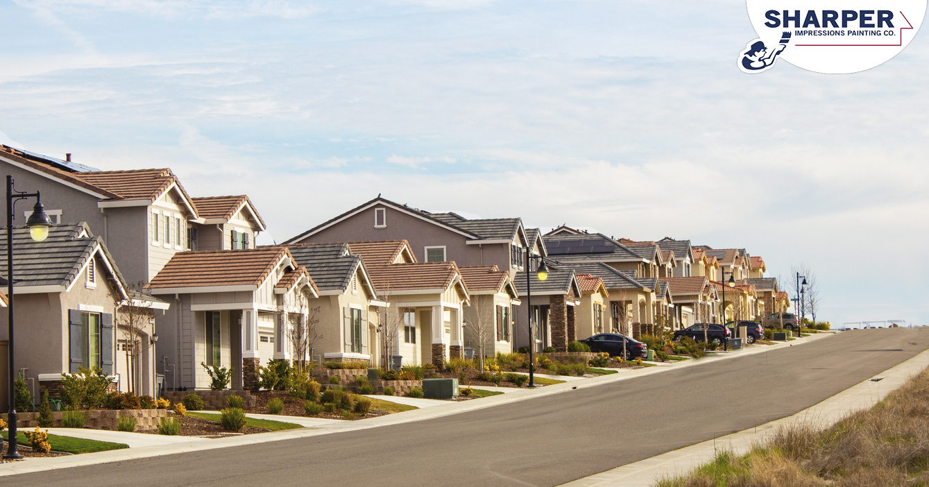 hoa painting guidelines tips for choosing the best exterior paint color for your hoa community