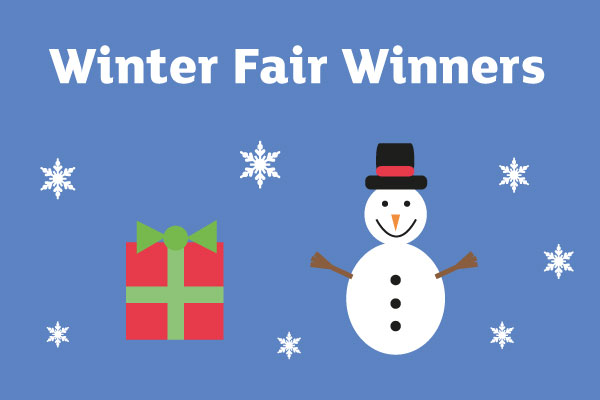 Winter Fair Competition Winners