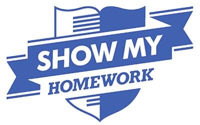 Show My Homework Update