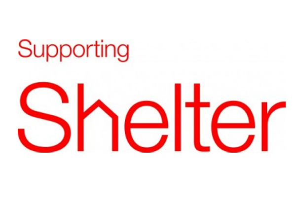 Supporting 'Shelter'
