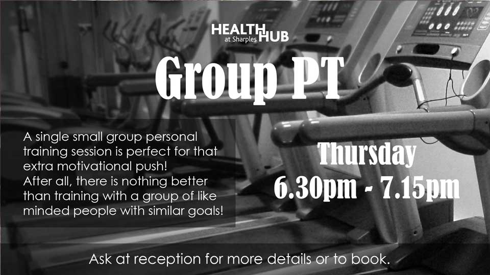 Health Hub Group PT