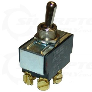 Toggle Switch 12 DPST for Hatco  Part# R02 19 006 00