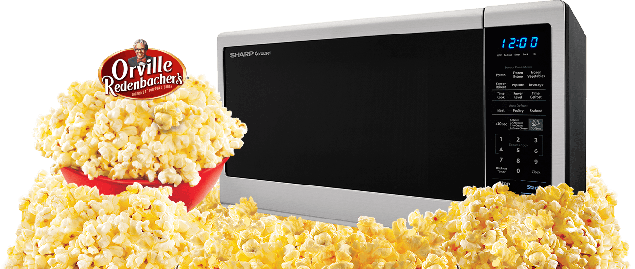 microwave ovens for popcorn